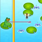 Free online flash games - Froggy Grabby-2 game - WowEscape