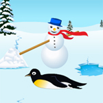 Free online flash games - Happy Feet game - WowEscape