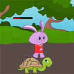 Free online flash games - Hare vs Tortoise game - WowEscape