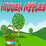 Free online flash games - Hidden Apples game - WowEscape