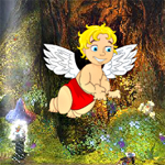 Free online flash games - Hidden Cupids game - WowEscape