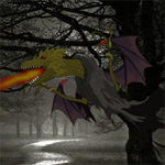 Free online flash games - Hidden Dragon game - WowEscape