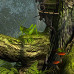 Free online flash games - Hidden Grasshopper game - WowEscape