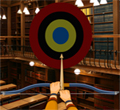 Free online flash games - Hidden Targets-Library game - WowEscape