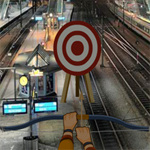 Free online flash games - Hidden Targets-Train Station game - WowEscape
