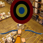 Warehouse Hidden Targets