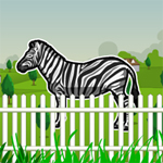 Free online flash games - Hidden Zebra game - WowEscape