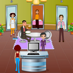 Free online flash games - Holiday Hotel Rush game - WowEscape
