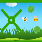 Free online flash games - Honey Collect game - WowEscape