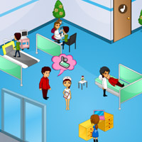 Free online flash games - Life Care Hospital game - WowEscape