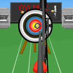 Free online flash games - London Olympic Archery game - WowEscape