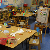 Free online flash games - Messy Kindergarten Objects game - Games2Rule