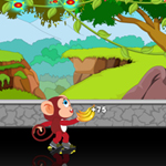 Free online flash games - Monkey Leap game - WowEscape
