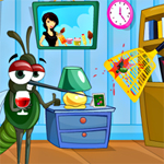 Free online flash games - Mosquito Hunter game - WowEscape