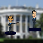 Free online flash games - Obama White House Campaign game - WowEscape