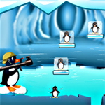 Free online flash games - Penguin Salvage-2 game - Escape