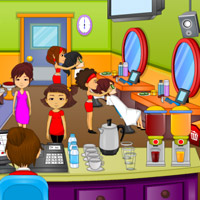 Free online flash games - Seasons Beauty Spa game - WowEscape