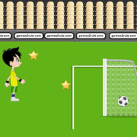 Free online flash games - Soccer Kicker game - WowEscape