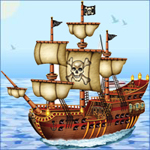 Free online flash games - Treasure Hunt-Ship game - WowEscape