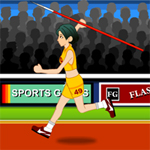 Free online flash games - Olympic Javelin Throw game - WowEscape