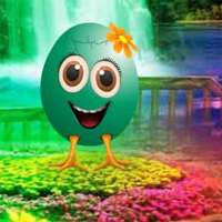 Free online html5 games - Fantasy Egg Chick Escape HTML5 game