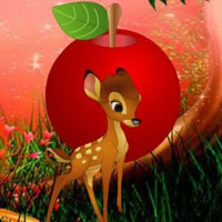 Free online html5 games - Save The Jungle Deer HTML5 game
