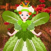 Free online html5 games - Wonder Leaf Queen Escape HTML5 game