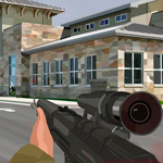 Free online flash games - Ex-Sniper game - WowEscape