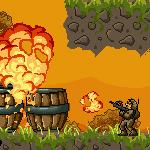 Free online flash games - Aigor Savior game - WowEscape