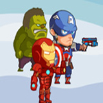 Free online flash games - Avengers Comeback game - WowEscape