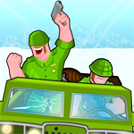 Free online flash games - Battalion Commander 2 game - WowEscape