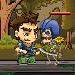 Free online flash games - Down To Hell 2 game - WowEscape