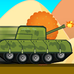 Free online flash games - Dune Tank game - WowEscape