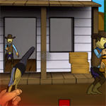 Free online flash games - Gunslinger 3D Game game - WowEscape