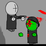 Free online flash games - Madness Will It Slice game - WowEscape
