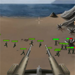 Free online flash games - Marine Assault game - WowEscape