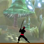Free online flash games - New Ninja Battle 2 game - WowEscape