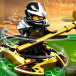 Free online flash games - Ninjago Energy Spear 2 game - WowEscape
