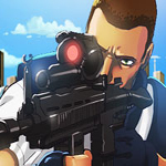 Free online flash games - Police Sniper Training game - WowEscape
