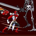 Free online flash games - Power Rangers Samurai Spirit game - WowEscape