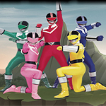 Free online flash games - Power Rangers Winning game - WowEscape