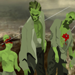 Free online flash games - Redneck VS Zombies game - Games2Rule