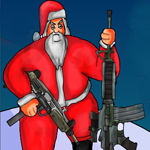 Free online flash games - Santa Kills Zombies game - WowEscape