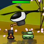 Free online flash games - Tank Bomber 2 game - WowEscape