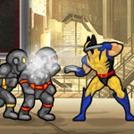 Free online flash games - Wolverine The Last Stand game - WowEscape