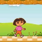 Free online flash games - Dora Go game - WowEscape