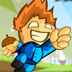 Free online flash games - Eat My Nuts game - WowEscape