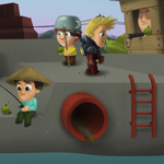 Free online flash games - Electric Boy game - WowEscape