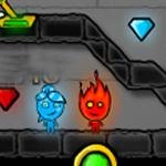 Free online flash games - Fireboy and Watergirl 4 game - WowEscape