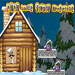 Free online flash games - Papa Louie Snow Adventure game - WowEscape